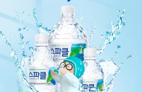 ▲'스파클생수 배민라이브' 캐시워크 돈버는퀴즈 정답 공개