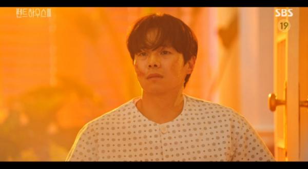 ▲펜트하우스 시즌3 등장인물 로건리 부활(사진=SBS 방송화면 캡처)