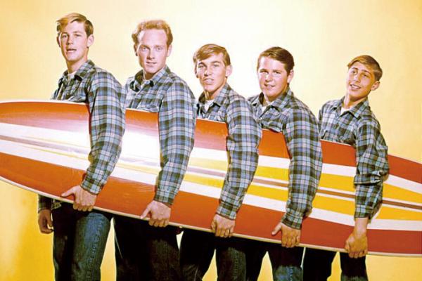▲The Beach Boys(위키백과)
