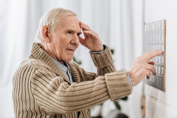 ▲코로나19에 감염된 고령층 중 60%가 인지장애를 경험했다는 연구 결과가 발표됐다.