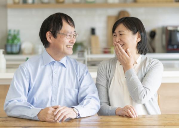 ▲행복한 노년을 보내기 위해서는 원만한 부부 관계가 필수적이다(셔터스톡)