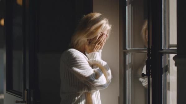▲많은 갱년기 여성들이 우울증을 호소하고 있다.