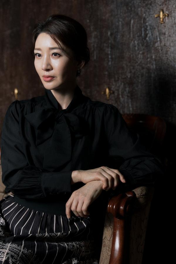 ▲데뷔 27년차, 꾸준한 드라마 활동으로 시청자들의 사랑을 받아온 배우 이아현이 '아가사'로 뮤지컬에 도전했다.(나인스토리)