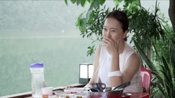 ▲'해방타운' 백지영(사진제공=JTBC)