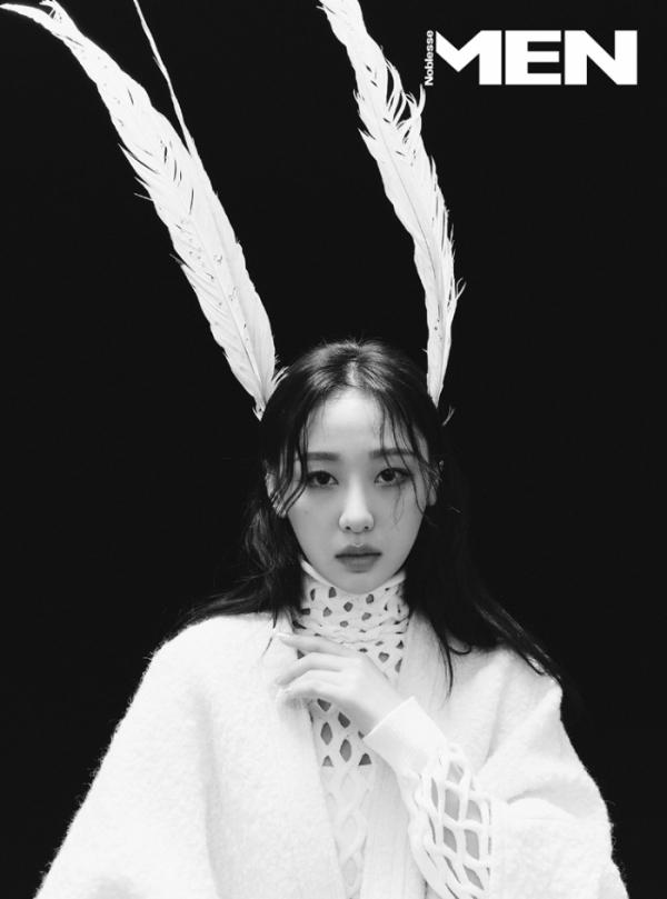 ▲이달의 소녀(사진제공 = 노블레스 맨)