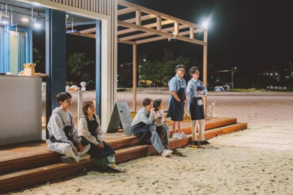 ▲'바라던바다'(사진제공=JTBC)