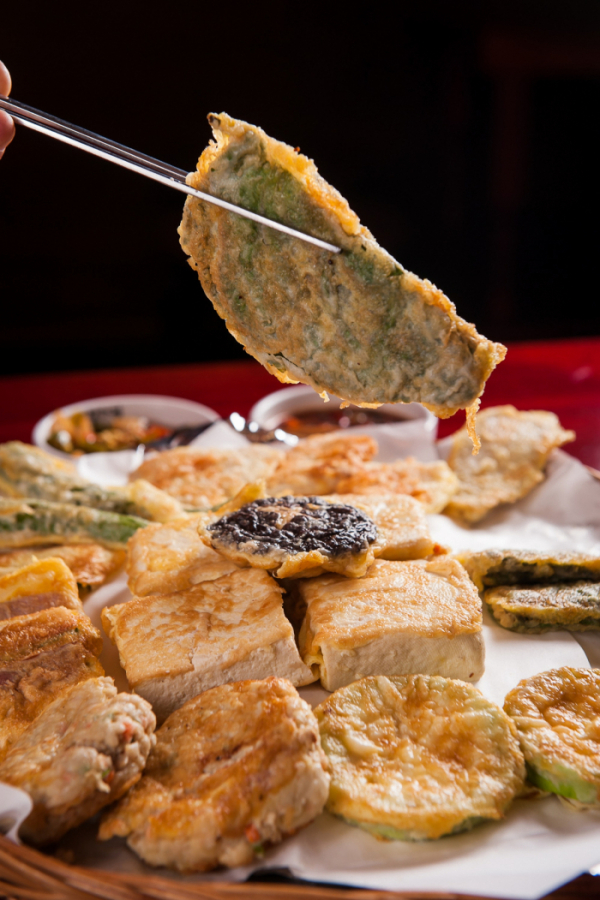 ▲명절 음식은 칼로리가 높아 단기간에 체중을 증가시킨다.