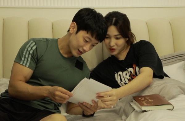 ▲'살림남2' 최민환♥율희(사진제공=KBS 2TV)