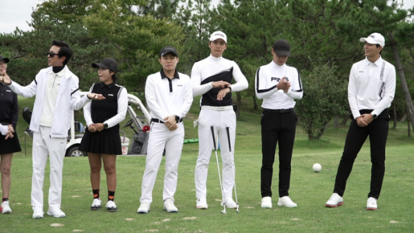 ▲'골프왕'(사진제공=tv 조선)