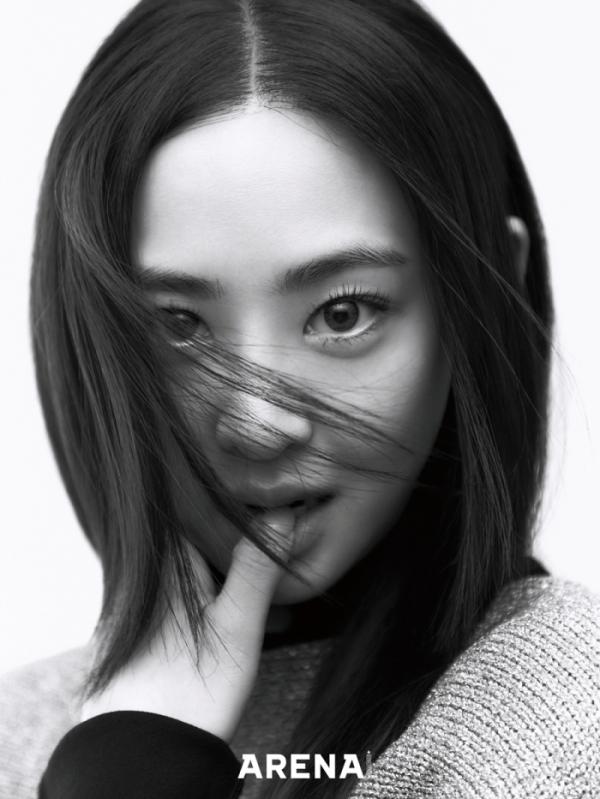 ▲김다솜(사진제공=아레나 옴므 플러스)