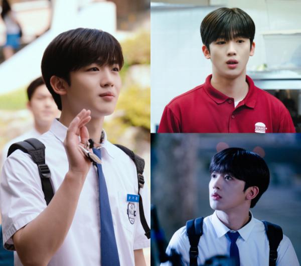 ▲'학교 2021' 김요한(사진제공=KBS2)