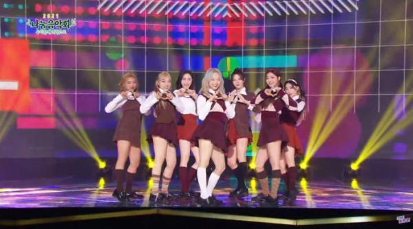 ▲시그니처(cignature)(사진 = 유튜브 채널 THE K-POP )