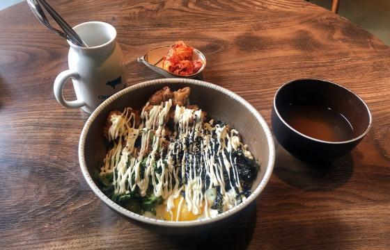 [지금은 혼밥 중] 이태원에서 쌀밥을 먹고 싶다면? '마요식당'을 찾아보세요