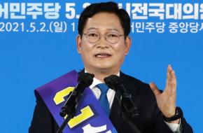 """이주열 """"미·중 무역분쟁으로 올해 성장률 0.4%P 하락"""""""