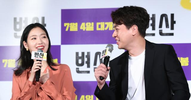 """""""정면으로 부딪쳐봐""""...'변산', 이준익 청춘3부..."""