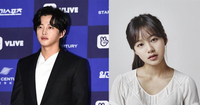 """김민석 박유나 열애? 양측 """"친한 사이, 연..."""