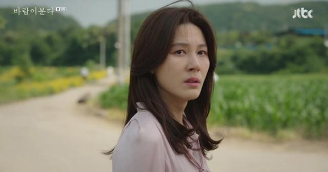 '바람이 분다' 김하늘 오열 연기, 시청자도 울다