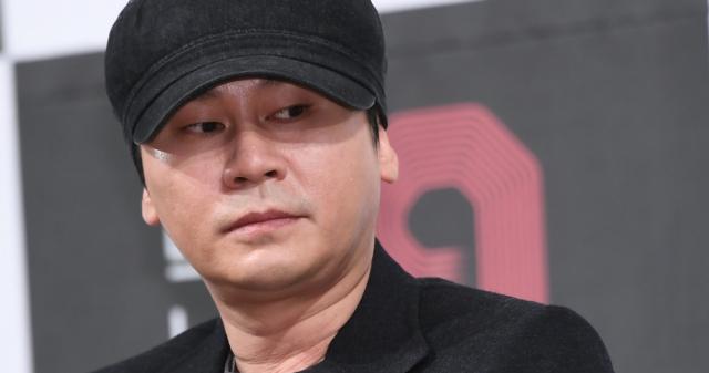 양현석, '성접대 의혹' 혐의점 못찾아 불기소 의견 검찰 송치