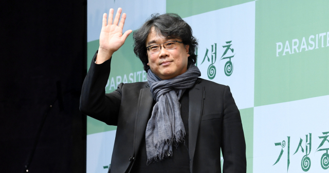 봉준호 감독과 '기생충', 한국영화 새로운 100년의 시작점(종합)