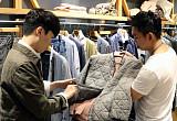 봄단장 남성 고객, 신세계백화점 패션 매출 이끈다