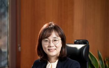 한화그룹 1호 여성 CEO 김은희 한화역사 대표