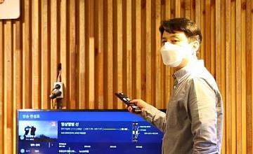 """[피플] """"시청각 장애인 응원에 뿌듯""""…모두를 위한 TV를 만드는 삼성 직원"""