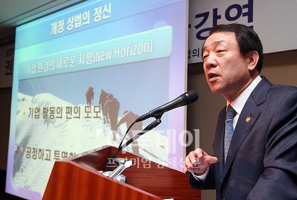 ▲권재진 전 장관. (사진=이투데이DB)