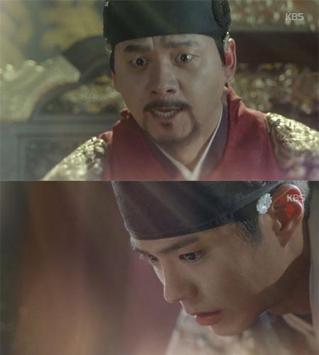 월화드라마 '구르미 그린 달빛' 예고, 박보검 대리청정 나설까? '천호진과 기싸움' - 이투데이