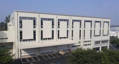 ▲현대리바트가 5일 경기도 용인 본사 공장에 업계 최대규모의 '리바트 통합물류센터'를 준공했다. 사진은 리바트 통합물류센터 전경. (사진제공=현대리바트)