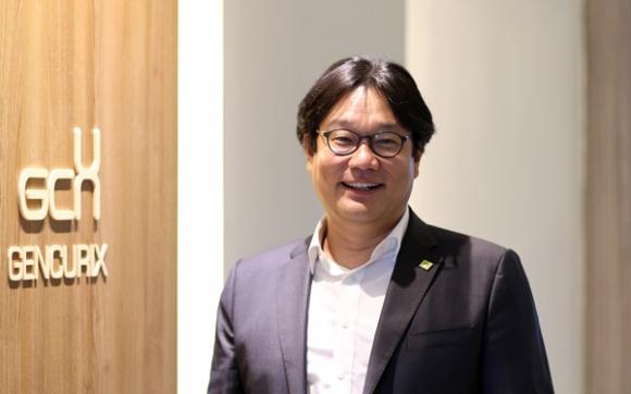 ▲조상래 젠큐릭스 대표.