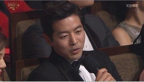 (출처= KBS2 '연기대상' 방송화면 갈무리)