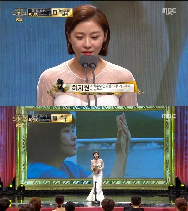 (출처='2017 MBC 연기대상')