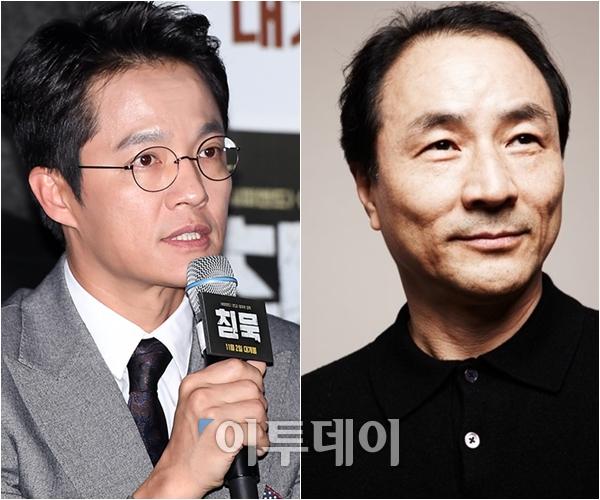 ▲조한철(왼), 김명곤(출처=이투데이DB,아리인터웍스)