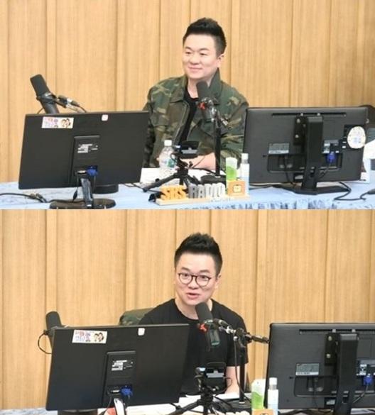 (출처=SBS 보이는 라디오 캡처)
