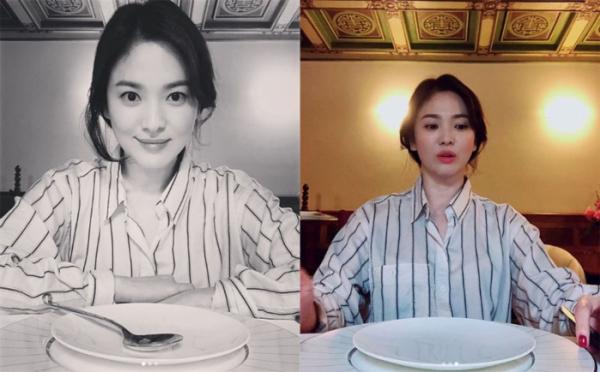 (출처=송혜교 인스타그램)