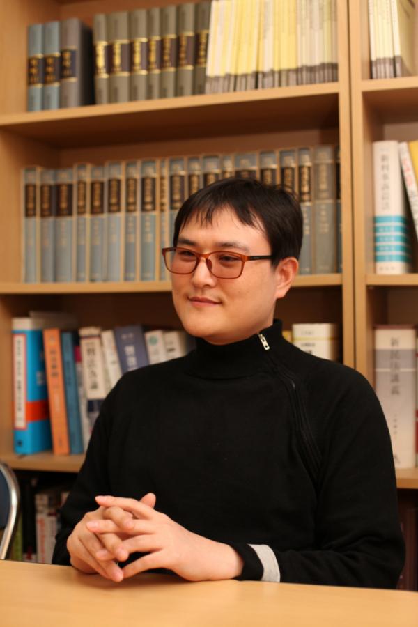 ▲김재왕 변호사(사진제공=공익인권변호사모임 희망을만드는법 )