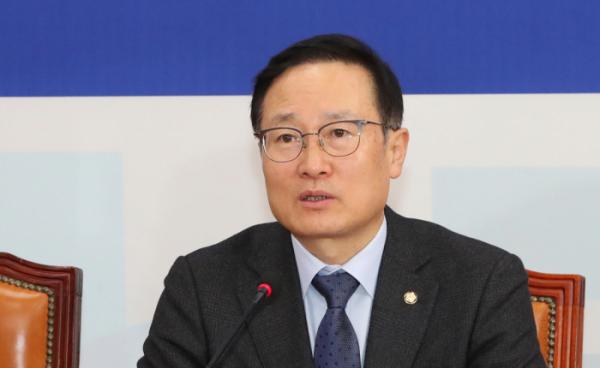 ▲홍영표 더불어민주당 원내대표. (사진=연합뉴스)