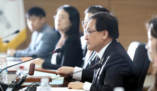 ▲ICT 규제 샌드박스 1차 신기술·서비스 심의위원회 개최(연합)