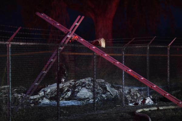 ▲하와이에서 추락한 비행기의 잔해(사진제공=AP/연합뉴스)