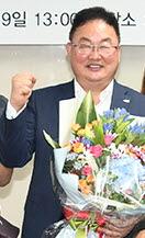 ▲유철 카리스국보 회장(사진제공=카리스국보)