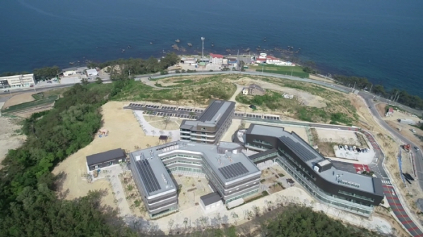 ▲원자력인력양성원 전경.(한국수력원자력)