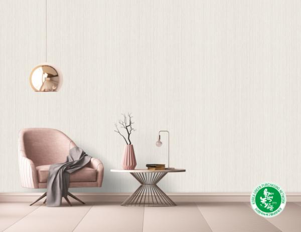 ▲올해의 녹색상품에 선정된 LG하우시스의 디아망 벽지. (사진 제공=LG하우시스)