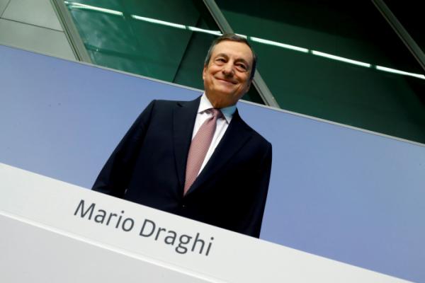 ▲마리오 드라기 유럽중앙은행 총재(로이터연합뉴스)