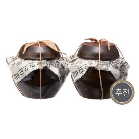 ▲순창문옥례 명인명장 선물세트(사진제공=롯데백화점)
