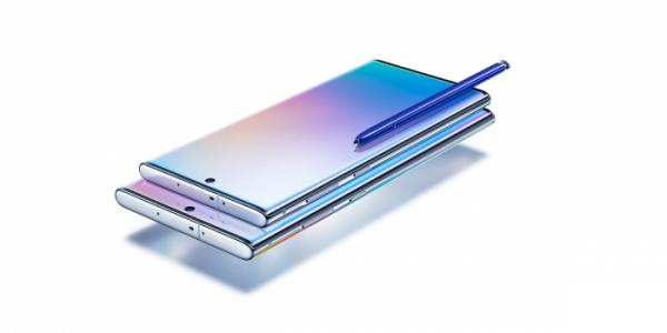 ▲삼성 '갤럭시 노트10', '갤럭시 노트 10+' 제품 이미지(사진=삼성전자)