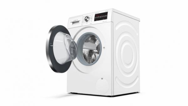 ▲보쉬의 드럼세탁기 신제품 (사진제공=화인어프라이언스)