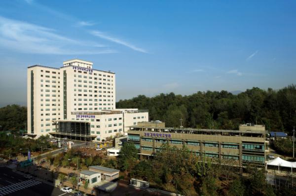 ▲강동경희대학교병원 전경(강동경희대학교병원)