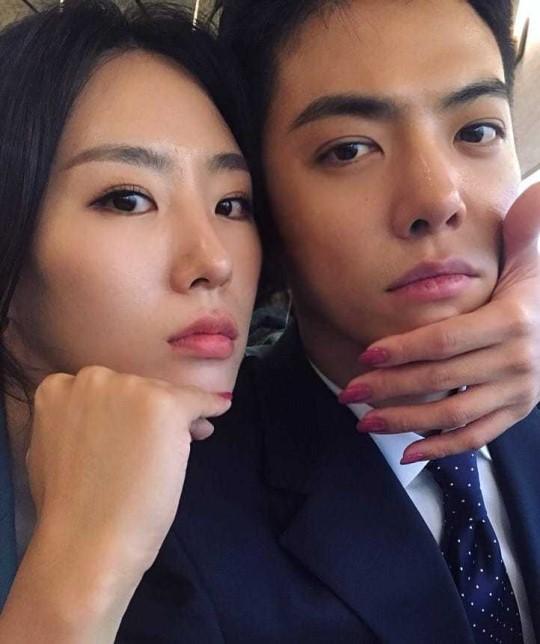 (출처=강남 인스타그램)