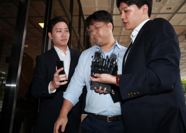 ▲조국 전 법무부 장관 5촌 조카 조범동 씨. (연합뉴스)