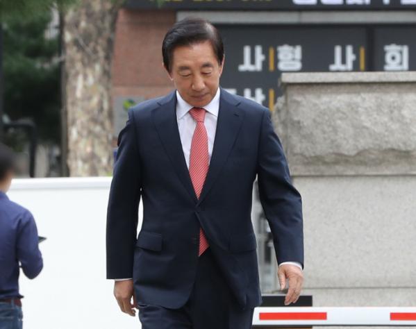 ▲김성태 자유한국당 의원. (연합뉴스)